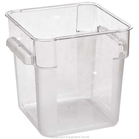 Food Machinery of America 80170 Food Storage Container, Square