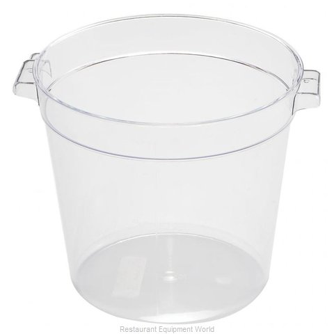 Food Machinery of America 80171 Food Storage Container, Round