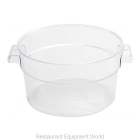 Food Machinery of America 80174 Food Storage Container, Round