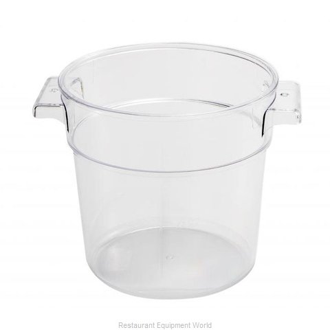 Food Machinery of America 80175 Food Storage Container, Round