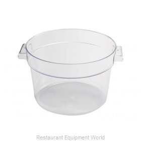 Food Machinery of America 80177 Food Storage Container, Round