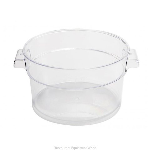 Food Machinery of America 80178 Food Storage Container, Round