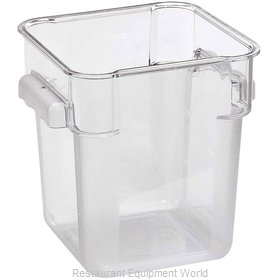 Food Machinery of America 80180 Food Storage Container, Square