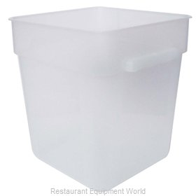 Food Machinery of America 80197 Food Storage Container, Square
