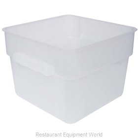 Food Machinery of America 80199 Food Storage Container, Square