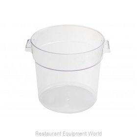 Food Machinery of America 80200 Food Storage Container, Round
