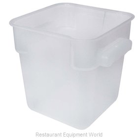 Food Machinery of America 80205 Food Storage Container, Square