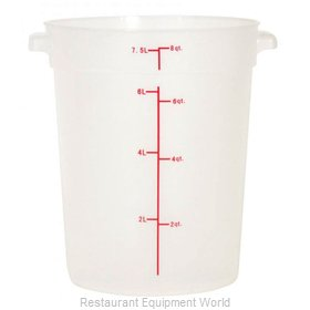 Food Machinery of America 80213 Food Storage Container, Round