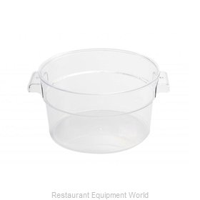 Food Machinery of America 80226 Food Storage Container, Round