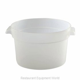 Food Machinery of America 80227 Food Storage Container, Round