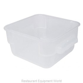 Food Machinery of America 80239 Food Storage Container, Square