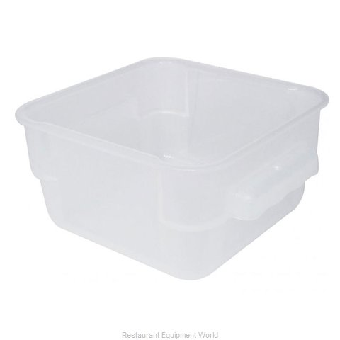 Food Machinery of America 80240 Food Storage Container, Square