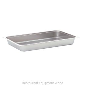 Food Machinery of America 80262 Steam Table Pan, Stainless Steel