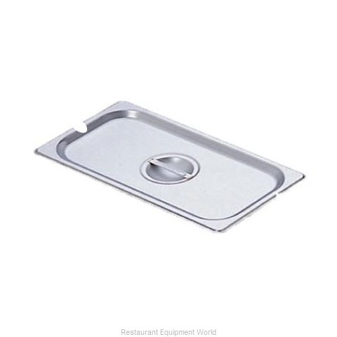 Food Machinery of America 80271 Steam Table Pan Cover, Stainless Steel