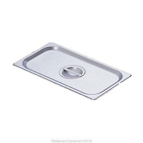 Food Machinery of America 80275 Steam Table Pan Cover, Stainless Steel