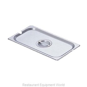 Food Machinery of America 80276 Steam Table Pan Cover, Stainless Steel