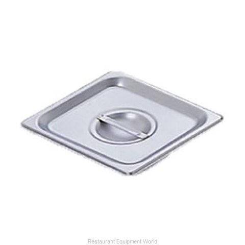 Food Machinery of America 80280 Steam Table Pan Cover, Stainless Steel