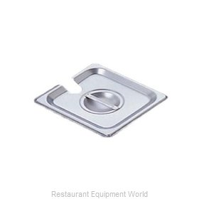 Food Machinery of America 80281 Steam Table Pan Cover, Stainless Steel
