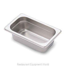 Food Machinery of America 80282 Steam Table Pan, Stainless Steel