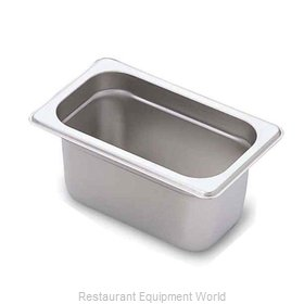 Food Machinery of America 80283 Steam Table Pan, Stainless Steel