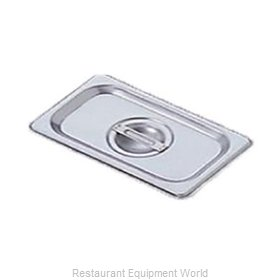 Food Machinery of America 80284 Steam Table Pan Cover, Stainless Steel