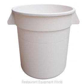 Food Machinery of America 80583 Food Storage Container, Round