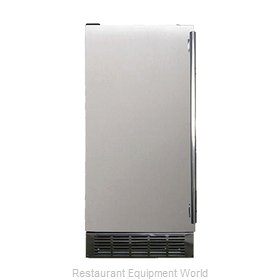 Food Machinery of America AZ-20B Ice Maker with Bin, Cube-Style