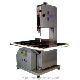Food Machinery of America B25 Meat Saw, Electric