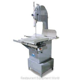 Food Machinery of America B34 Meat Saw, Electric