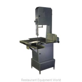 Food Machinery of America B40-10272 Meat Saw, Electric