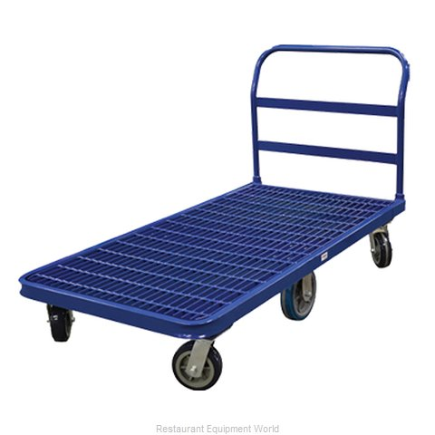 Food Machinery of America BLB20-BLUE Platform cart