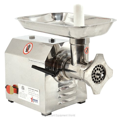 Food Machinery of America BSM12 Meat Grinder Electric