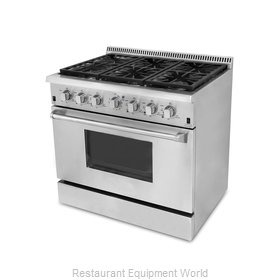 Food Machinery of America CE-CN-0914-O Range, Residential Domestic