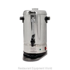 Food Machinery of America CM-CN-0006 Coffee Percolator, Electric