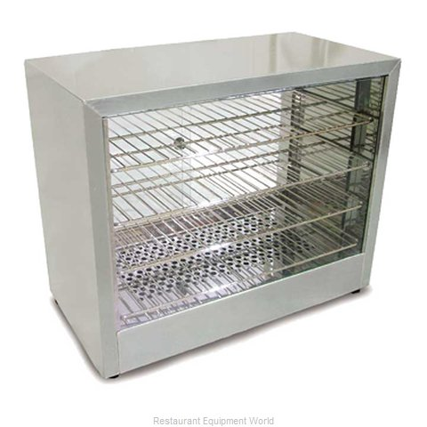 Food Machinery of America DH580 Display Case Hot Food Countertop