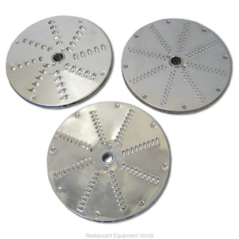 Food Machinery of America DT2S2 Shredding Grating Disc Plate