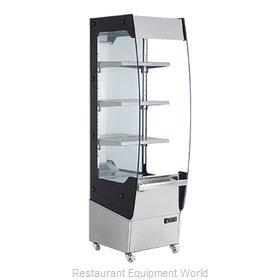 Food Machinery of America DW-CN-0220 Display Case, Heated, Floor Model