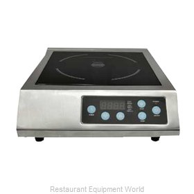 Food Machinery of America F-IH-01SS Induction Range, Countertop
