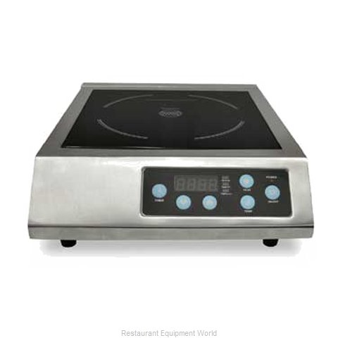 Food Machinery of America FIH01SS240V Induction Range Countertop