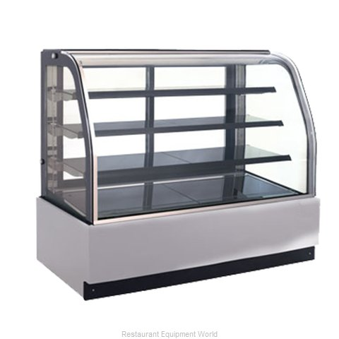 Food Machinery of America GL860A Display Case, Refrigerated Deli