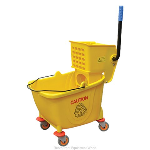 Food Machinery of America GX-028VL Mop Bucket Wringer Combination