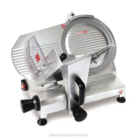 Food Machinery of America HBS 250 Food Slicer, Electric (Magnified)