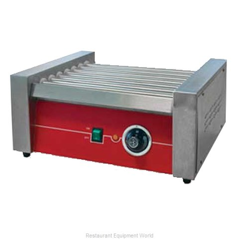 Food Machinery of America HRRG7M Hot Dog Grill