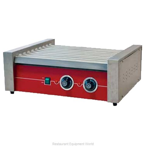 Food Machinery of America HRRG9M Hot Dog Grill Roller-Type