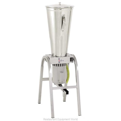 Food Machinery of America LAR15 Blender Food (Magnified)