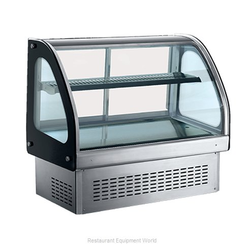 Food Machinery of America M540A Display Case Refrigerated Deli