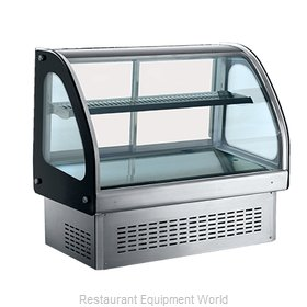 Food Machinery of America M550A Display Case, Refrigerated Deli