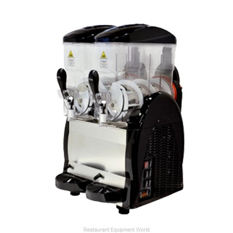 Food Machinery of America MY-GRANITA-2S Frozen Drink Machine Non-Carbonated