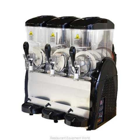 Food Machinery of America MY-GRANITA-3S Frozen Drink Machine Non-Carbonated