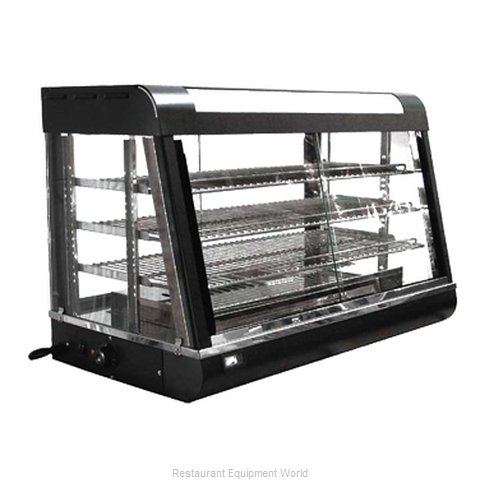 Food Machinery of America R60-1 FW-2-1 Display Case Hot Food Countertop